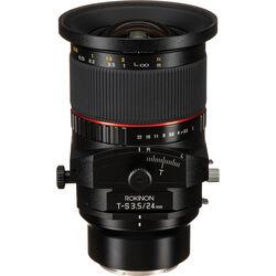 Rokinon T-S 24mm f/3.5 ED AS UMC Tilt-Shift Lens for Sony E