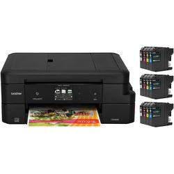Brother MFC-J985DW XL All-in-One Inkjet Printer