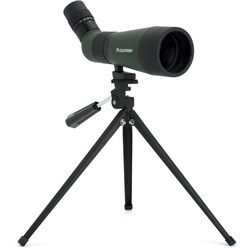 Celestron LandScout 12-36x60 Spotting Scope with Tripod (Angled Viewing)