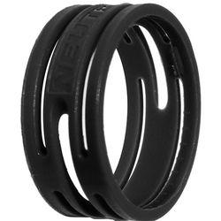 Neutrik Color Coding Ring for etherCon Connectors (100-Pack, Black)