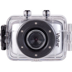 Vivitar DVR 781HD Action Camcorder