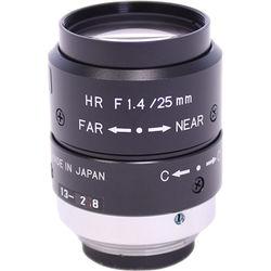 "Kowa LM25JCM 25mm f/1.4 C-Mount Lens for 2/3"" Sensors"