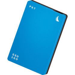 Angelbird 512GB SSD2go PKT USB 3.1 Type-C External Solid State Drive (Blue)