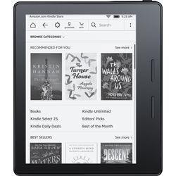 "Kindle Oasis 6"" E-Reader (Black, Wi-Fi Only)"
