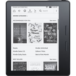 """Kindle Oasis 6"""" E-Reader (Walnut, Wi-Fi Only)"""