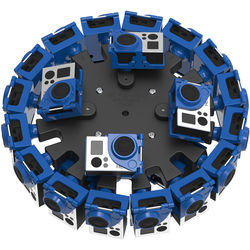 360RIZE  360Orb 360° Rig for GoPro HERO4/3+/3
