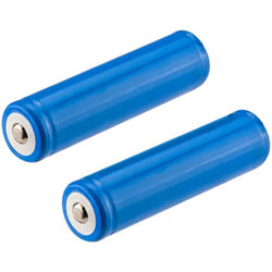 Barska 18650 Rechargeable Lithium-Ion Batteries (3.7V, 2200mAh, 2-Pack)
