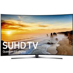 "Samsung KS9800-Series 65""-Class SUHD Smart Curved LED TV"