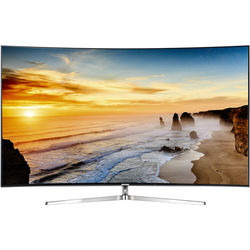 "Samsung KS9500-Series 78""-Class SUHD Smart Curved LED TV"
