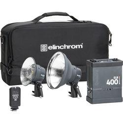 Elinchrom ELB 400 Dual Pro To Go Kit