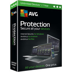 AVG Protection 2016 (Boxed, 1-Year)