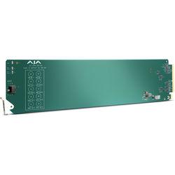 AJA openGear Dual 1x4 3G-SDI Reclocking Distribution Amplifier