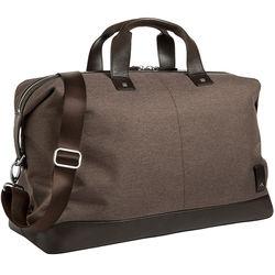 Brenthaven Medina Weekender Bag (Chestnut)