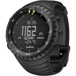 SUUNTO Core Classic Outdoor Watch (Black)