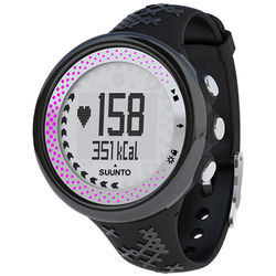 SUUNTO M5 Sport Watch (Black/Silver)
