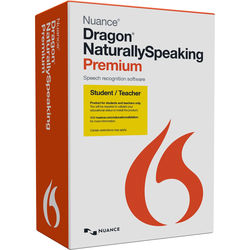 Nuance Dragon NaturallySpeaking 13 Premium (Student/Teacher)