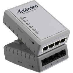 Actiontec PWR514WB1 Four Port Powerline Network Adapter