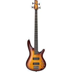 Ibanez SR400EQM SR Standard Series Electric Bass (Brown Burst)