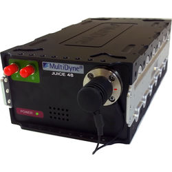 MultiDyne Juice48 External Power Supply for SilverBack Systems