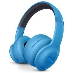 JBL Everest 300 On-Ear Wireless Headphones (Blue)