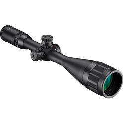 Barska 6-24x50 AO IR Blackhawk Riflescope (Red-Green Illuminated IR Mil-Dot Reticle)