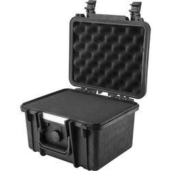 Barska HD-150 Loaded Gear Hard Case with Foam (Black)
