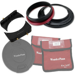 "FotodioX WonderPana FreeArc Core Unit Kit for Tamron 15-30mm Lens with 6.6"" Holder Bracket"
