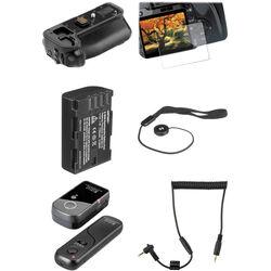 Vello Accessory Kit for Panasonic GH4 Camera