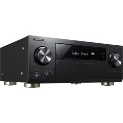 Pioneer VSX-1131-K 7.2-Channel Network A/V Receiver