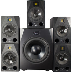 Adam Professional Audio The Nashville Matched 5.1 Surround System