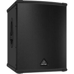 "Behringer Eurolive B1500XP Active 3000W Subwoofer with 15"" Turbosound Speaker"