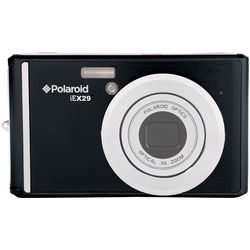Polaroid iE X29 Digital Camera (Black)