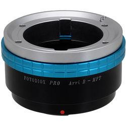 FotodioX Pro Lens Mount Adapter (Arri-B Mount Lenses to MFT Mount Cameras)