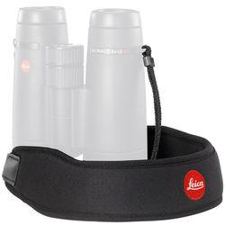 Leica Neoprene Binocular Strap (Pitch Black)