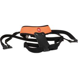 Leica Neoprene Binocular Sport Strap (Juicy Orange)
