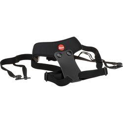 Leica Neoprene Binocular Sport Strap (Pitch Black)