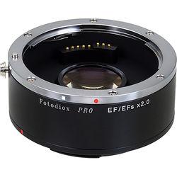 FotodioX Autofocus 2x Teleconverter for Canon EF/EF-S