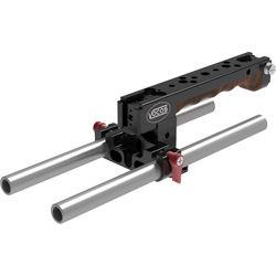 Vocas Separate Top Handgrip Low for Canon EOS C300 MKII Camera