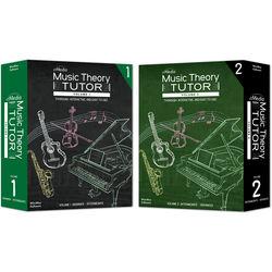 eMedia Music Music Theory Tutor Complete (Electronic Download, Mac)