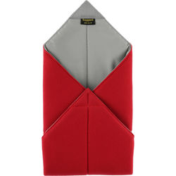 """Ruggard 15 x 15"""" Padded Equipment Wrap (Red)"""