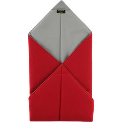 """Ruggard 19 x 19"""" Padded Equipment Wrap (Red)"""