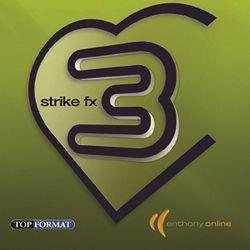 Sound Ideas Strike FX 3 Production Elements (Download, 16-bit/48kHz)