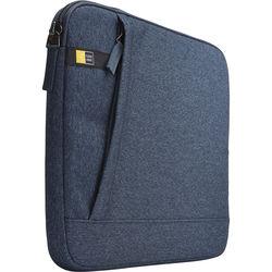 """Case Logic Huxton 11.6"""" Laptop Sleeve (Midnight Navy)"""