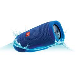 JBL Charge 3 Portable Stereo Speaker (Blue)