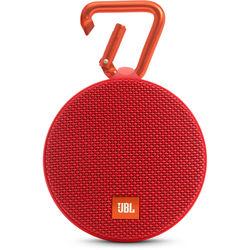 JBL Clip 2 Speaker (Red)