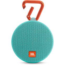 JBL Clip 2 Speaker (Teal)