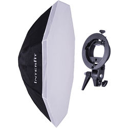 "Interfit Foldable 44"" Octobox with Speedlight Bracket Kit"