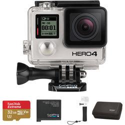 GoPro HERO4 Black Summer Kit
