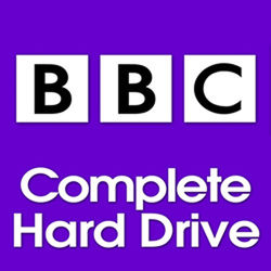 Sound Ideas Complete BBC Sound Effects Library Hard Drive for PC (1TB)