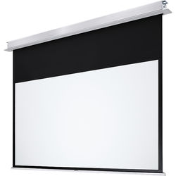"""GrandView CB-MRC109(16:10)WM5(AQCW) Ultimate Recessed 58 x 92"""" Motorized Projection Screen"""